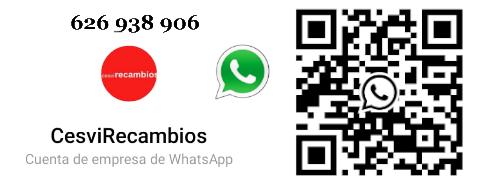 Desguaces CesviRecambios Whatsapp